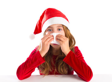 Flu Season + Holiday Season = Your Season?